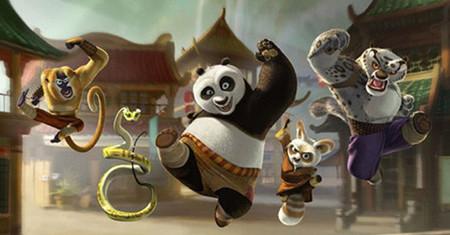 'Kung Fu Panda', divertidísimo nacimiento de una leyenda