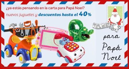 Prénatal descuentos hasta el 40% en juguetes