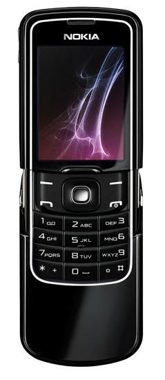 Nokia 8600 Luna presentado oficialmente