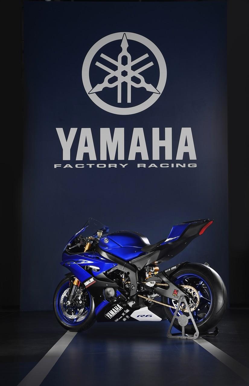 Yamaha YZF-R6 2017 Race Ready