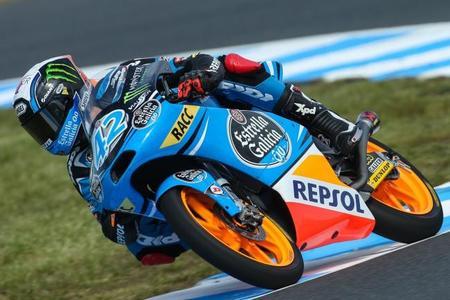 MotoGP Australia 2013: triplete español en Moto3 con Álex Rins a la cabeza