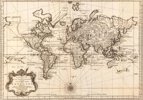 Ser cartógrafo en un mundo ya cartografiado: así muere la profesión en plena edad de oro del mapa