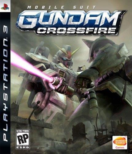 Portada del Mobile Suit Gundam Crossfire de PS3