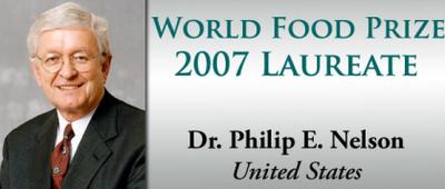 Premio Mundial de la Alimentación 2007