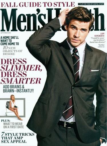 ¿Cómo preferimos a Liam Hemsworth: con traje o de sport?