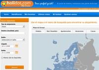 Holidot, buscador de hoteles y vacaciones en Europa