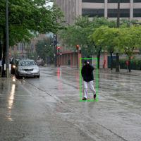Los coches van a reconocer peatones tan rápido como nosotros, usarán algoritmos basados en aprendizaje profundo