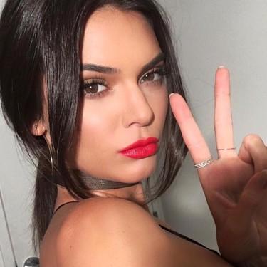 A Kim Kardashian no le hace tilín el nuevo novio de Kendall Jenner: ¡no es lo bastante famoso!