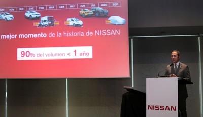 ¿El mejor momento de la historia de Nissan?