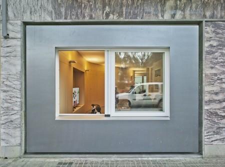 Un antiguo bajo comercial convertido en una luminosa vivienda