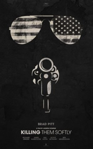 El cartel de Killing Them Softly