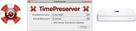 TimePreserver, una copia de tus copias en TimeMachine