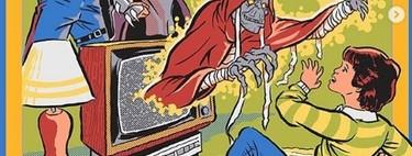 Steven Rhodes, el culto a lo retro y a la nostalgia creepy