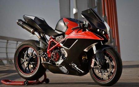 Ducati Vendetta, el resultado de la colaboración de DragonTT y Radical Ducati