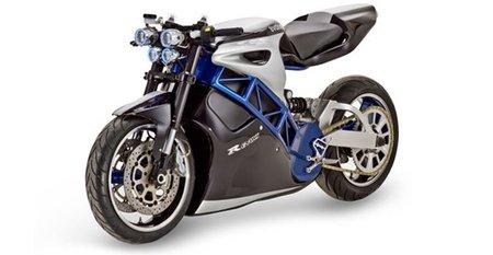Evolve Lithium, nueva moto eléctrica