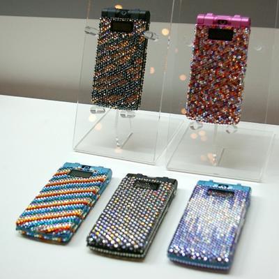 Samsung 707SC, con cristales de Swarovski