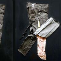 Cómodos, trendy y MUY seguros: estos pantalones vaqueros de moto con airbag están a punto de llegar