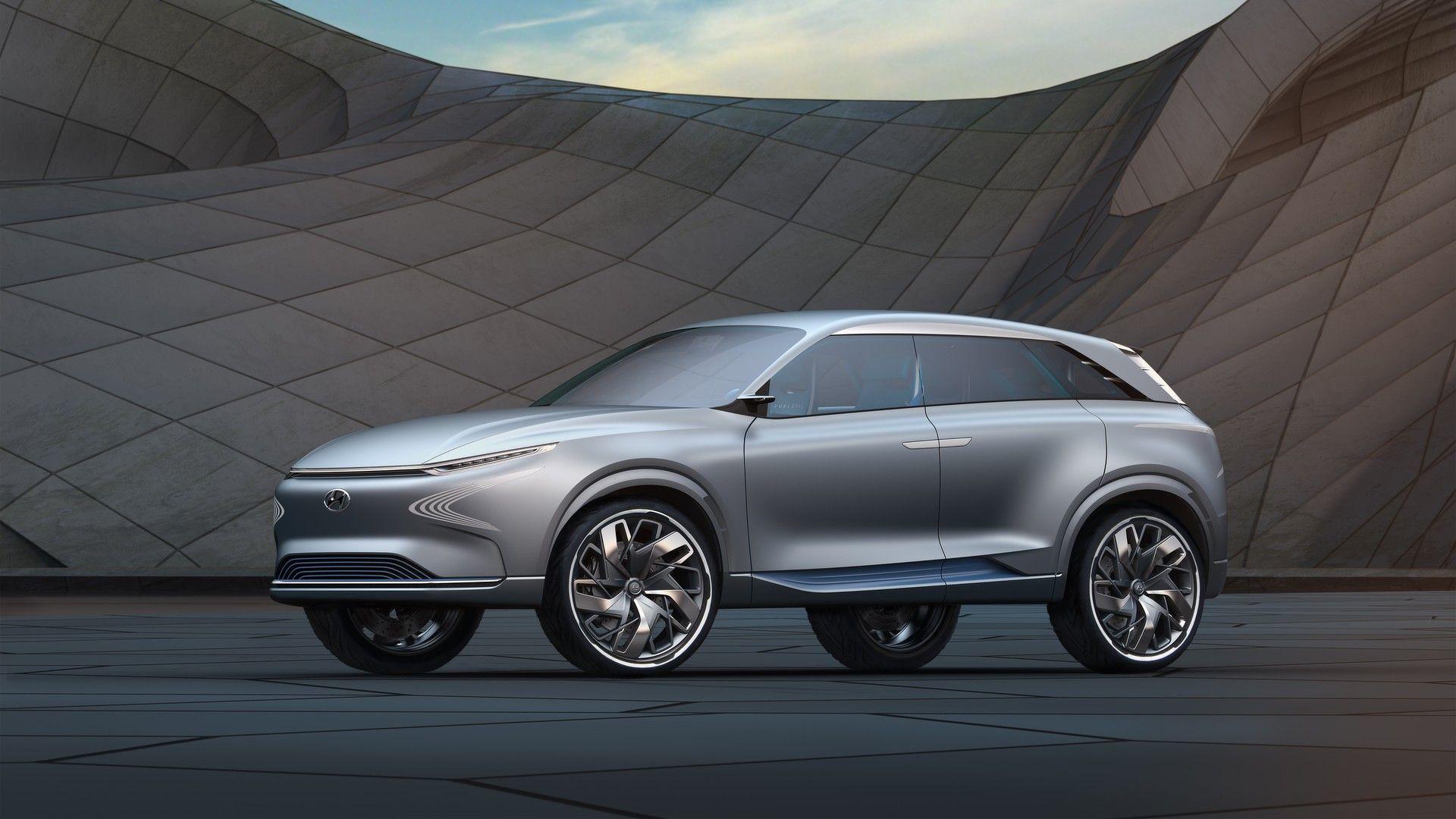 Foto de Hyundai FE Fuel Cell Concept 2017 (3/14)