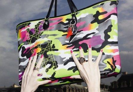Colección de bolsos Anselm Reyle for Dior