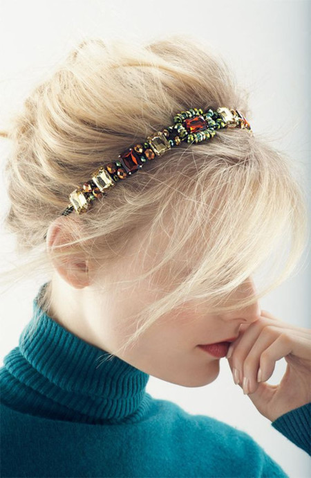 10 accesorios sorprendentes para hacer de tu peinado tu mejor arma de seducción