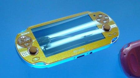 PS Vita: Sony presenta toda la gama de colores (y añade un par más a PS3) [TGS 2011]