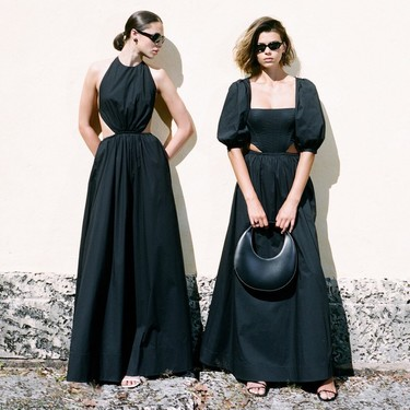 Clonados y pillados: encontramos la versión low-cost del vestido cut out de Staud Clothing en Zara