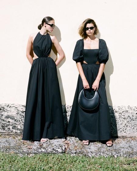 Clonados y pillados: encontramos la versión low-cost del vestido cut out de Staud Clothing en Zara