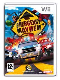 'Emergency Mayhem' llegará este viernes a las tiendas