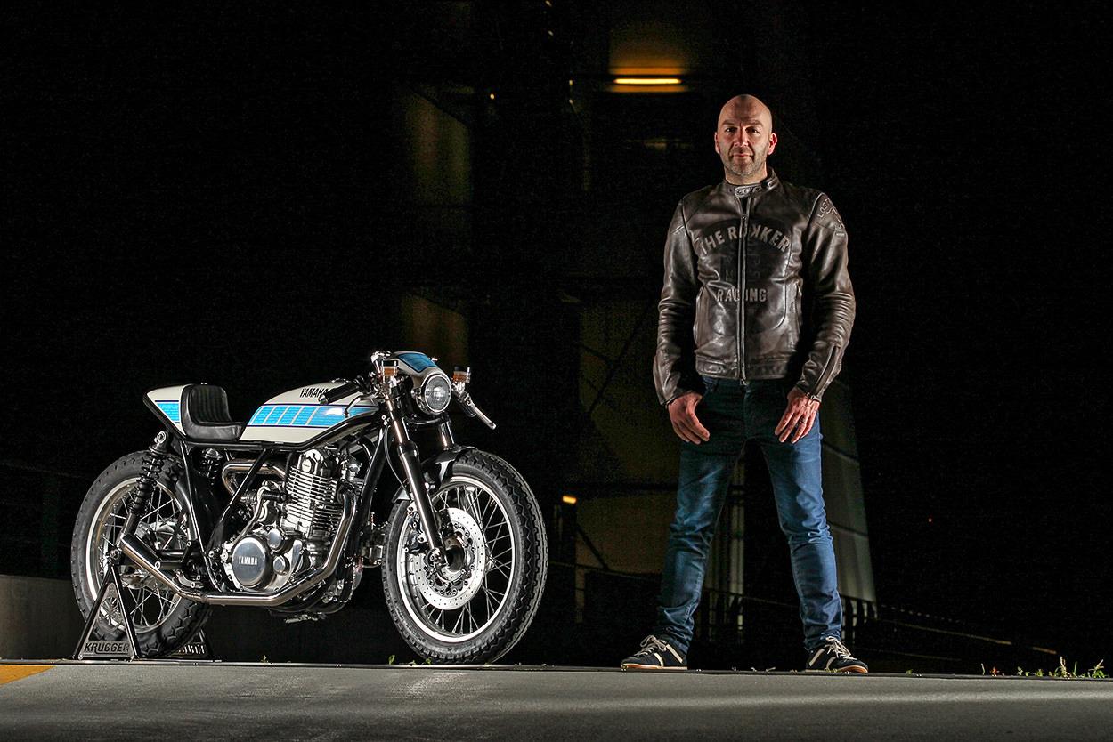 Foto de Yamaha SR400 Krugger (16/16)