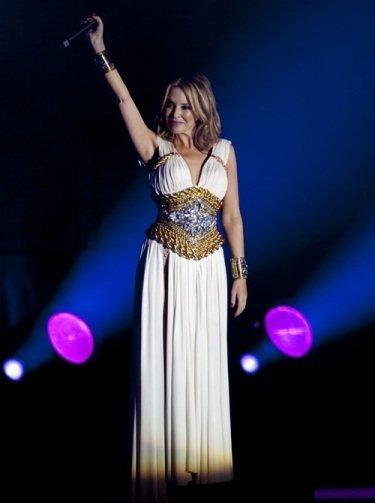 ¡Y Poprosa escuchó a Kylie Minogue en el Orgullo Gay de Madrid!