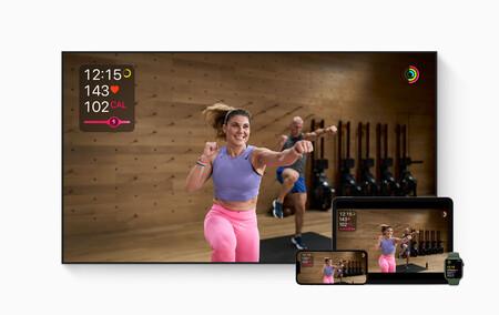 Apple Fitness Plus Hiit