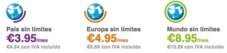 Planes de precios Skype