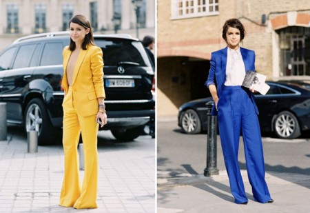 Miroslava Duma Fashion Week Look 1