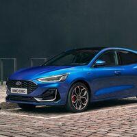 El Ford Focus 2022 estrena facelift, con un rostro más afilado y una enorme pantalla táctil
