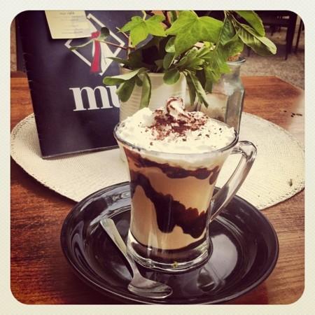crema de cafe