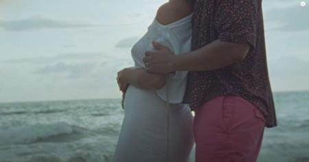 El precioso anuncio del tercer embarazo de la modelo Chrissy Teigen y el cantante John Legend