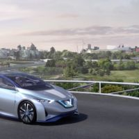 Imaginemos una ciudad donde el futuro sea eléctrico; así es la Smart City de Nissan