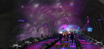 La rehabilitación de las estaciones fantasmas del metro en el programa de la candidata a la alcaldía de París