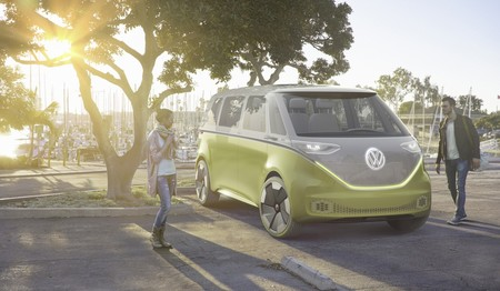 Volkswagen I.D. Buzz, la descendencia de la Kombi se torna eléctrica en el Salón de Detroit