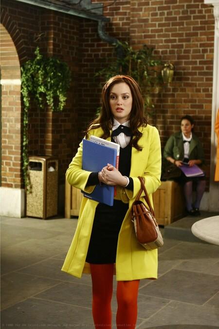 Blair Waldorf gossip girl antes y ahora