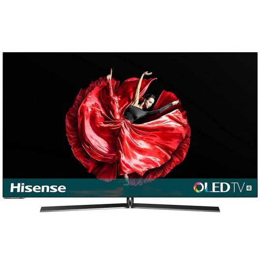 "Hisense H55O8B 55"" OLED UltraHD 4K HDR"