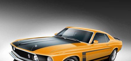 ¡Por fin! Los Ford Mustang más icónicos vuelven a la vida, y ahora pueden ser tuyos