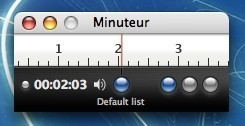"""Minuteur: """"Cuenta tiempo"""" con infinidad de opciones"""