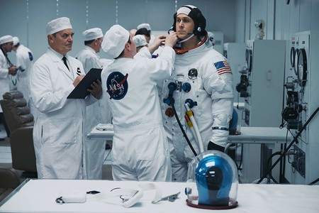 Escena First Man