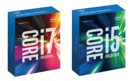 Skylake comienza su andadura: Intel anuncia sus Core i5-6600K y sus Core i7-6700K