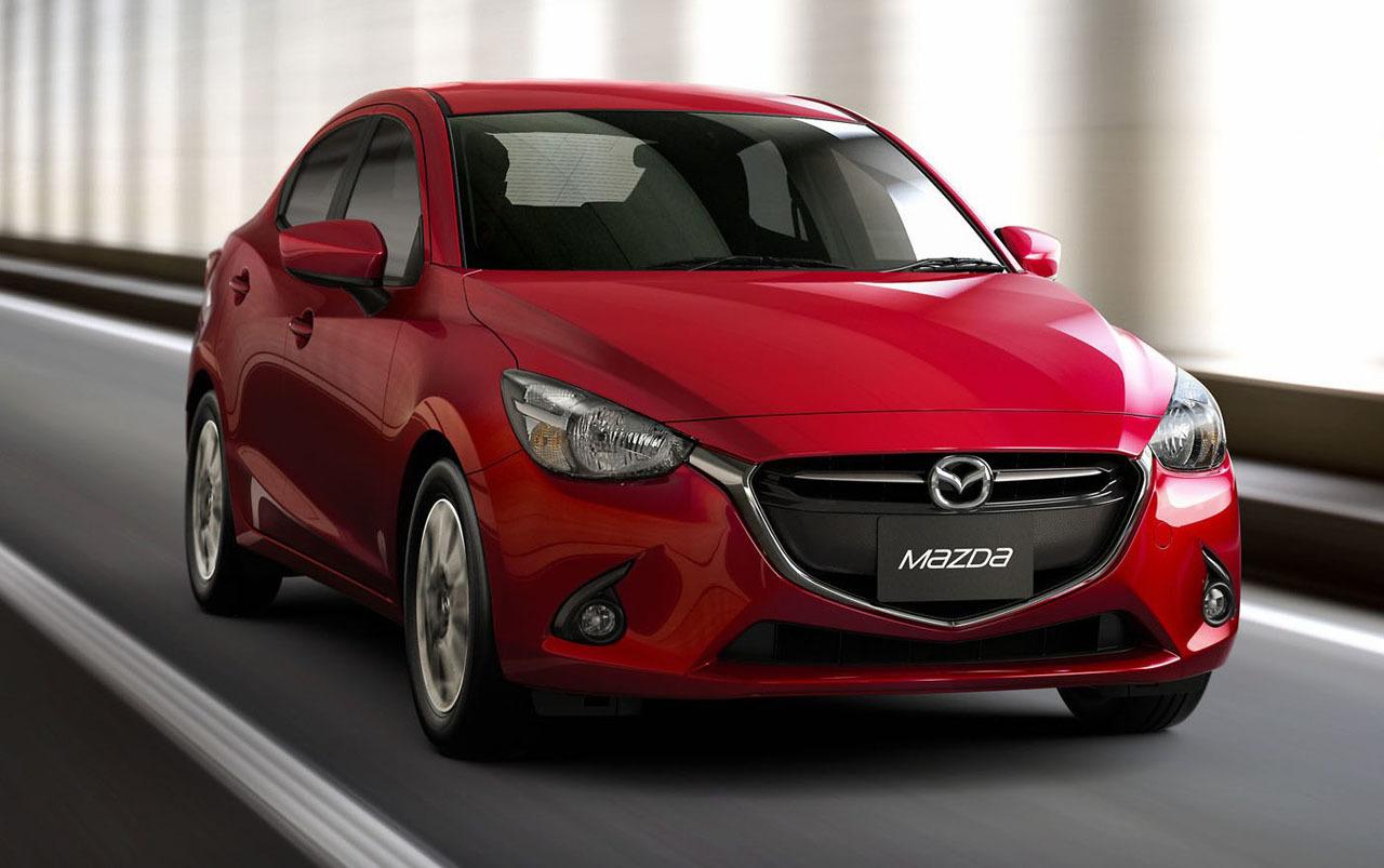Foto de Mazda 2 Sedan (2/14)