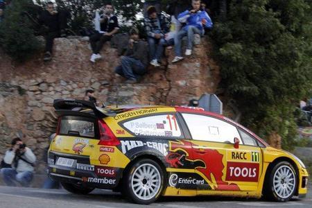Rally de Catalunya 2010: Sébastien Loeb gana y Petter Solberg se defiende de los ataques