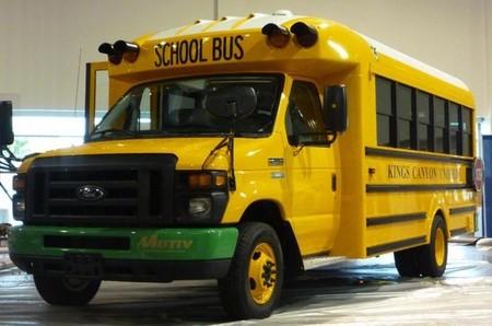Un Autobús escolar eléctrico ya presta servicio en California