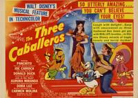 Disney: 'Los tres caballeros', de Norman Ferguson