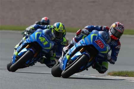 Suzuki quiere tener cuatro MotoGP en 2018, dos oficiales y dos satélites